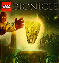 Bionicle 2015 colored
