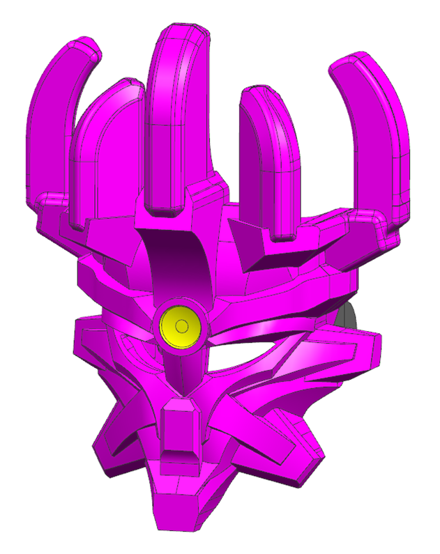 Mask of Creation concept 1
