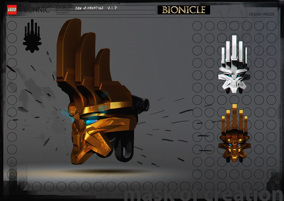 Mask of Creation concept 6