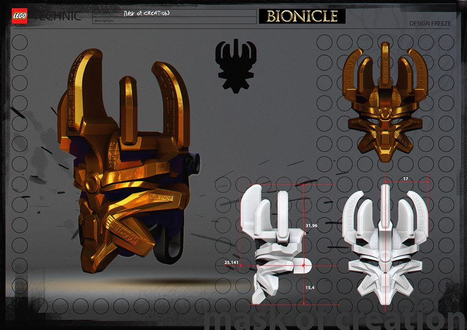 Mask of Creation concept 7