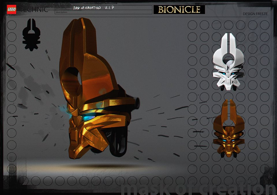 Mask of Creation concept 8